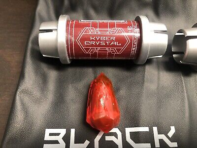 Disney Parks Star Wars Galaxy's Edge Red Kyber Crystal - VADER Magic 8 BALL Rare