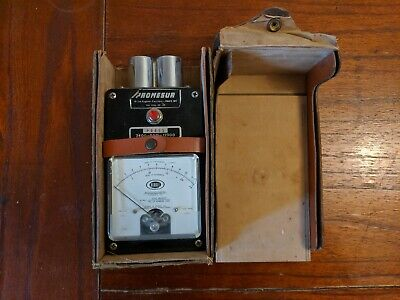 Biddle Phototachometer Vintage Instrument