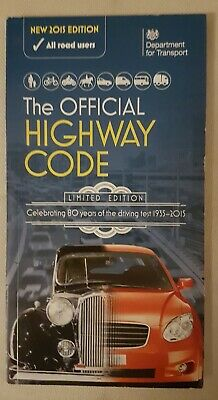 The Official DVSA Highway Code by Driver and Vehicle Standards Agency...