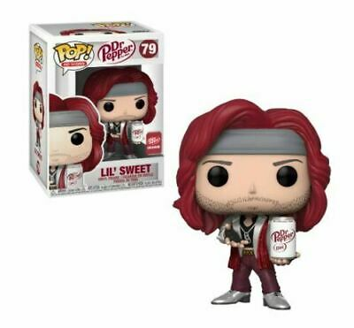 FUNKO Lil Sweet Pop Ad Icons #79 Dr. Pepper Exclusive One Use Free Promo Code