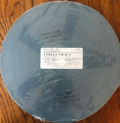 Thielenhaus MT3  a/o microfinishing film 40 micron 38mm X 274 3 M 1.5in X 900 Ft