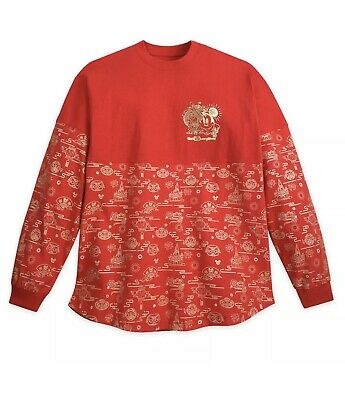 XS Disney Parks 2020 Chinese Lunar New Year Spirit Jersey Extra small