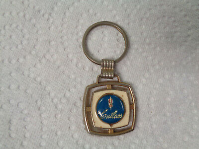 Hurst Olds Rocket Collectors KeychainH//O Oldsmobile FOB Key-chain Rare Double