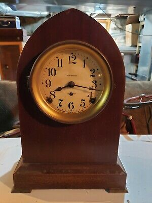 Antique Seth Thomas Mantle Clock With Key