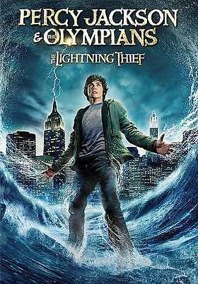 Percy Jackson and the Olympians: The Lightning Thief DVD & DIGITAL BRAND NEW