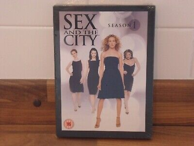 Sex In The City Season 1 Box Set HBO New Sealed Never Opened