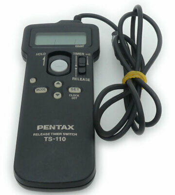 Pentax Release Timer Switch TS-110