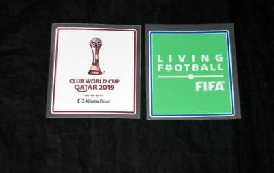 Official Liverpool Club World Cup Football Shirt Patch/Badge cwc qatar 2019