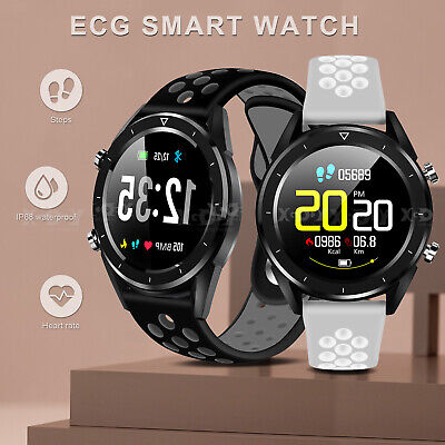 XGODY Waterproof Smart Watch Sport Bracelet Blood Pressure Heart Rate Monitor