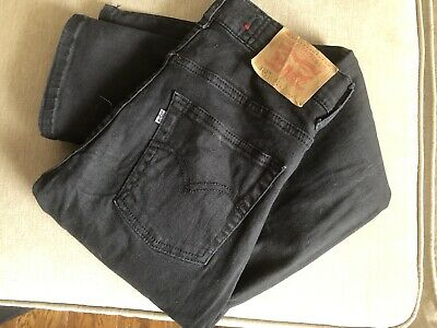Boys Skinny Levis 510 Jeans Age 12