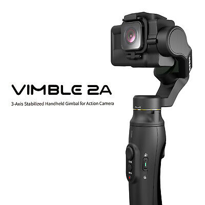 Vimble 2A 3-Axis Telescopic Handheld Gimbal Stabilizer for GoPro HERO Camera