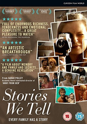Stories We Tell DVD NUOVO