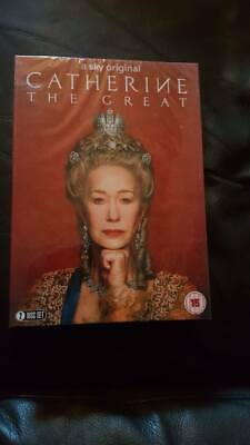catherine the great region 2 dvd new free post