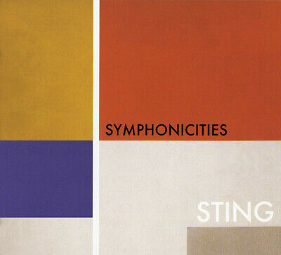 STING - Symphonicities (2010) CD digipack