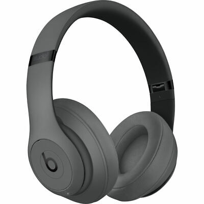 Authentic Apple Beats by Dr Dre Studio3 Wireless Over-Ear Headphones - Gray