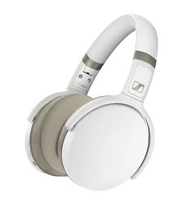 Sennheiser HD 450BT Bluetooth 5.0 Wireless AptX Headphones - White (508387)