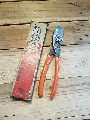Delco Cable Cutters UP-B41 Made USA