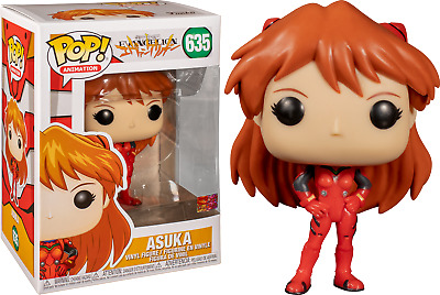 Funko Pop! Animation: Evangelion - Asuka Langly Soryu 635 45120 New In Stock