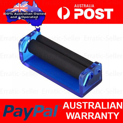 Roll-Easy Manual Roller Cigarette Paper Rolling Machine Rollie Joint