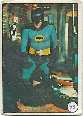 1967 Scanlens Batman BAT LAFFS  # 53 ****