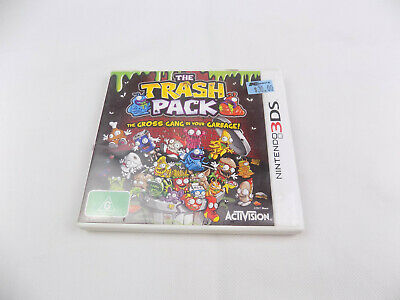 Nintendo 3Ds The Trash Pack Free Postage
