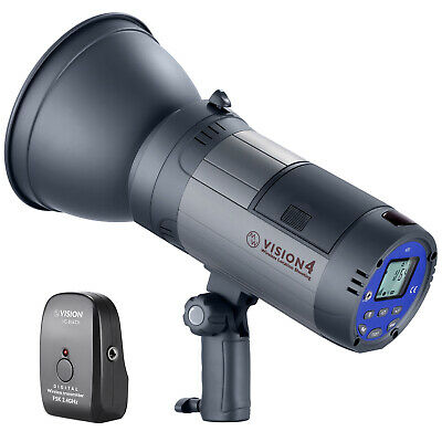 Neewer Vision4 300W GN60 Outdoor Strobe Studio Flash with Trigger and Battery