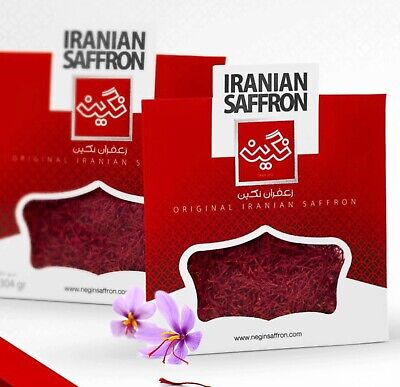 24 x 0.5g Fresh Quality Saffron From Perth Free Delivery Australia wideAll Red