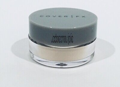 COVER FX PERFECT SETTING LOOSE POWDER TRANSLUCENT LIGHT 1g DELUXE SAMPLE SIZE