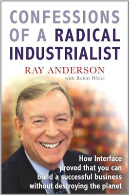 Anderson,Ray-Confessions Of A Radical Industri Book Nuevo