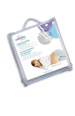 Baby Works Pregnancy Wedge Bamboo Cushion Pillow For Baby, Maternity, Heartburn