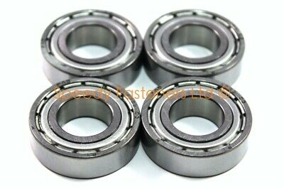 4x Quality C3 Rated Cadet Kart Bearings IAME Honda Front Hubs 17mm x 35mm x 10mm