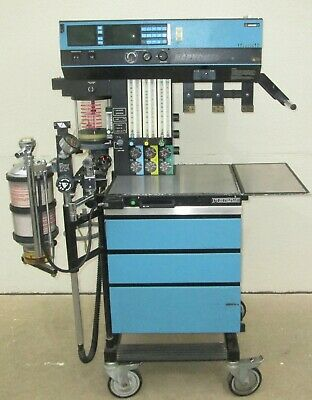 Drager Narkomed 2B Anesthesia Unit - With Absorber - Nice !!!!!!!!!!!!!!!!!!!!!!