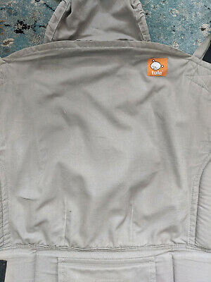 Baby Tula Toddler Carrier Solid gray 25-60lbs Good condition Lightly used