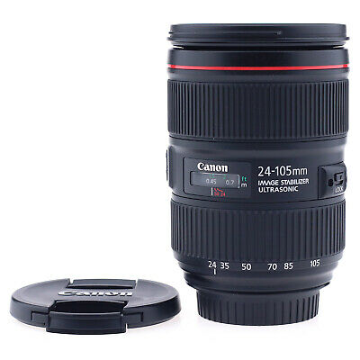 Canon EF 24-105mm f/4L IS II USM Lens (Used)