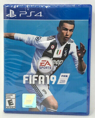 Fifa 19 * Playstation 4 Ps4 * Brand New Factory Sealed