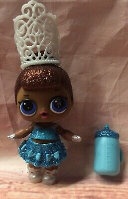 RETIRED LOL BABY Surprise Glam Glitter Bling Big Sister Miss Baby Cutie