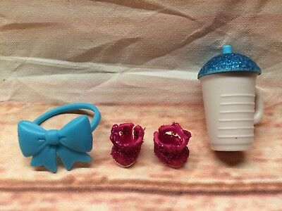 RETIRED LOL Surprise Sister Doll Kawaii Queen Bottle Bow Shoes Bling Replacement