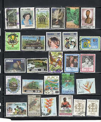 Jamaica  Stamps  Used    Lot  11686