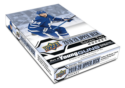 2019-20 Upper Deck Series 2 Canvas YOU PICK From List Below