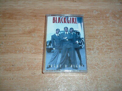 Blackgirl (Treat U Right) Cassette (New And Sealed)