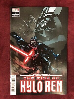 Star Wars Rise of Kylo Ren #3 1:25 Landini Variant NM