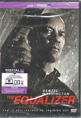 THE EQUALIZER ; Denzel Washington - DVD NEUF SOUS BLISTER