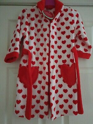 Mini Club Dressing Gown Age 4-5 Years New With Tags
