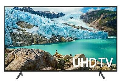 "Smart Tv Samsung 50"" Led Ue50Ru7172 Ultra-Hd 4K Hdr Televisore Wifi Ps4 Pc Nero"