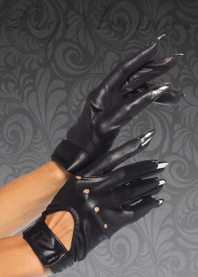 Leg Avenue Claw Motorcycle Gloves