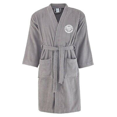 Unisex Wigan Casino Heart Of Soul Bath Robe With Embroidered Logo. Ska, Two-Tone