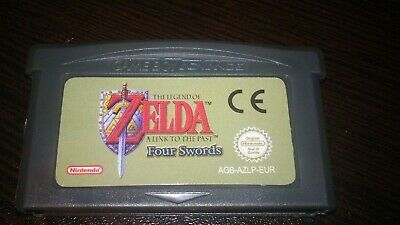 Zelda A Link to the Past (four swords) GBA FR game boy advance
