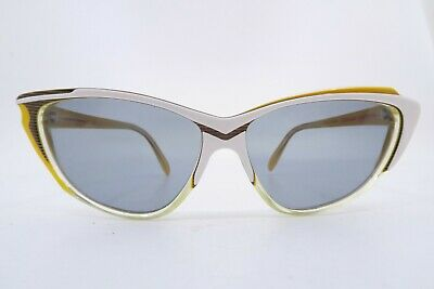 Vintage 80s sunglasses made in France by Gerard Levet Mod. MARTINIQUE 60-13 Exc