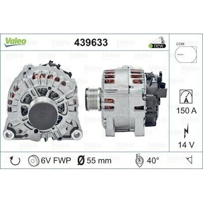 Generator VALEO 439633 NEW ORIGINAL PART für FORD MAZDA