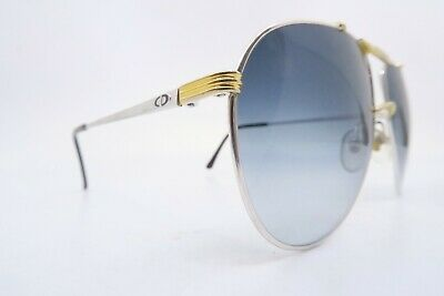 Vintage late 70s Christian Dior monsieur sunglasses made in Austria Mod 2248 Exc